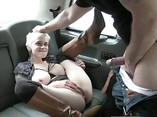 FakeTaxi Hot passionate rough backseat sex taxi 3movs