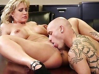Ryan Conner Busty Milf In Office office 3movs