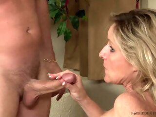 Mothers Behaving Very Badly 2 With Jodi West - ForbiddenFruitsFilms blonde 3movs